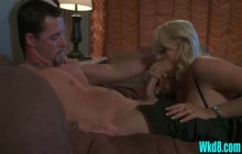 Romantic Oral Sex clip with Stormy Daniels